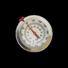 Термометр механический с щупом 23 см с держателем